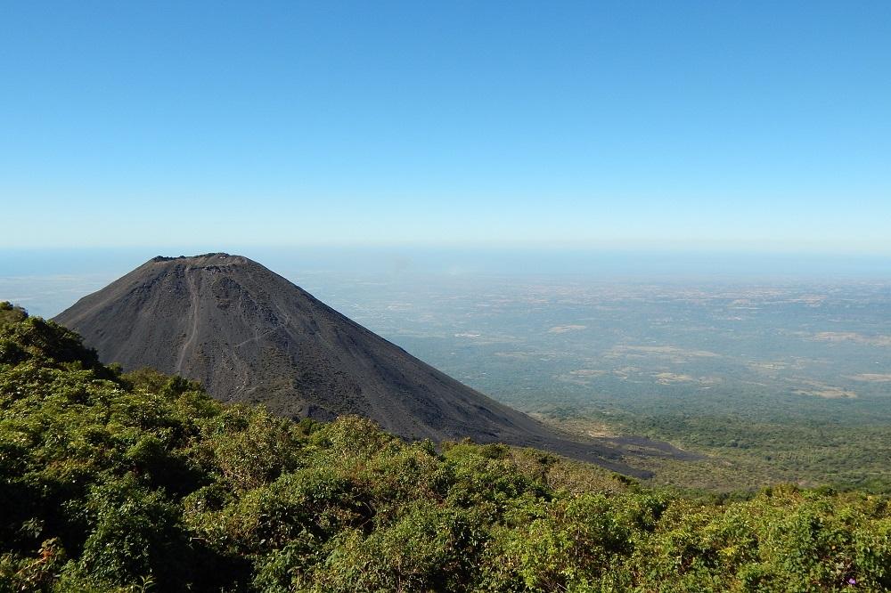 Santa Ana vulkaan rondreis El Salvador (1)