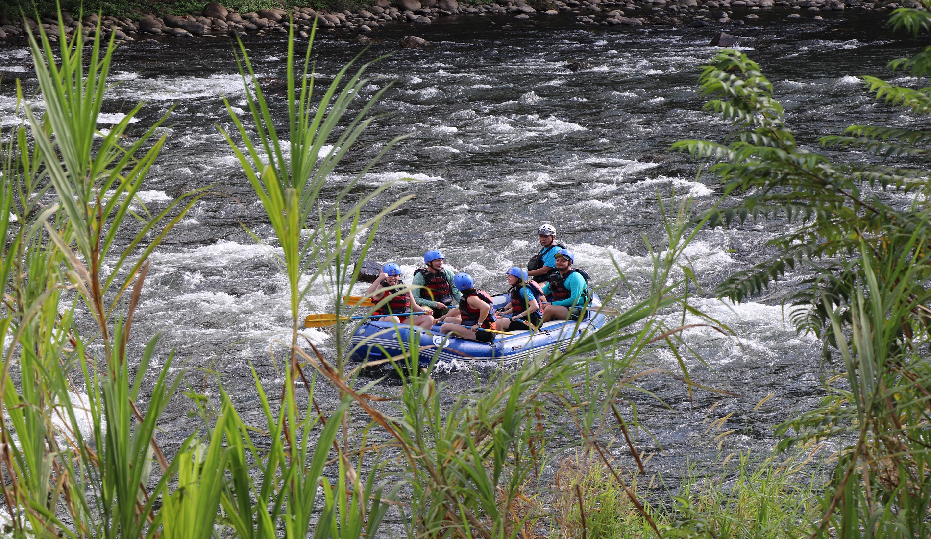 Sarapiqui rivier raften
