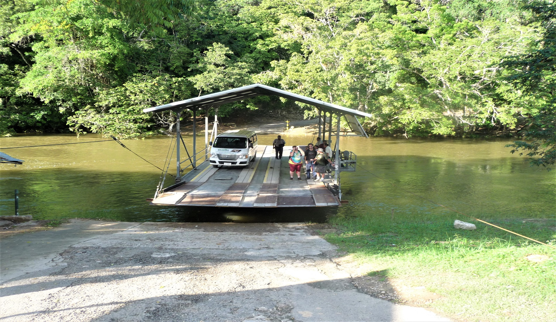 Selfdrive Belize