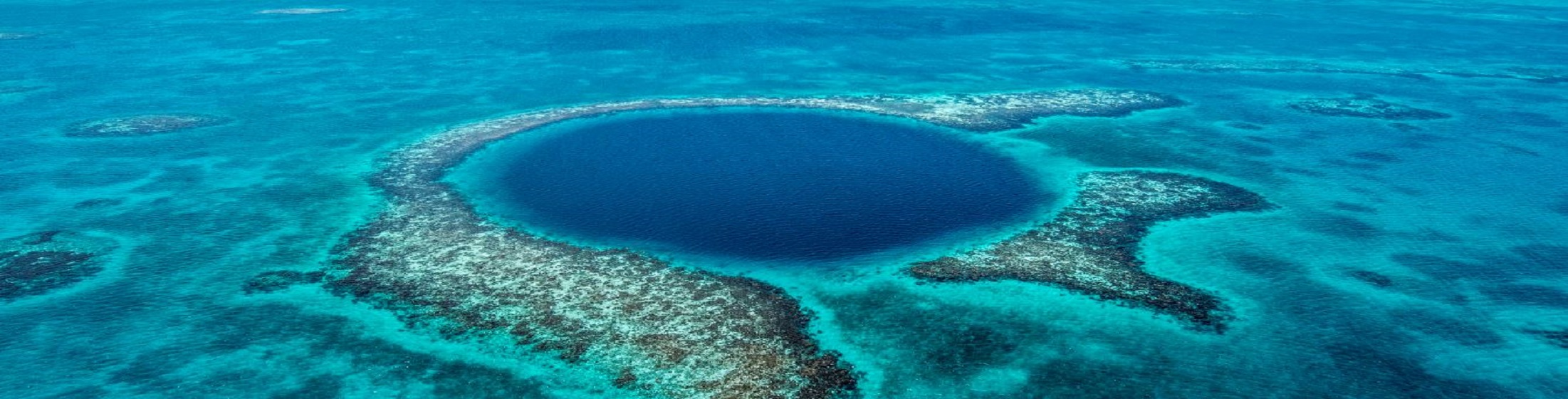 The Great Blue Hole Belize Tourism Board