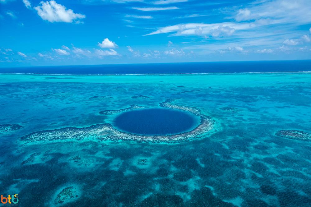 The Great Blue Hole rondreis Belize