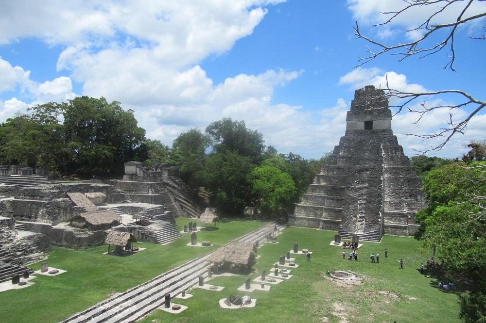 Tikal Guatemala en Belize