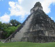 Tikal rondreis Guatemala en Belize