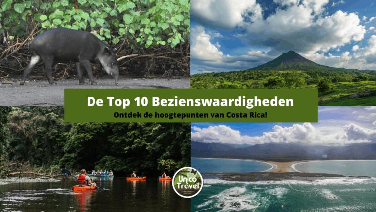 Top 10 Bezienswaardigheden Costa Rica 11