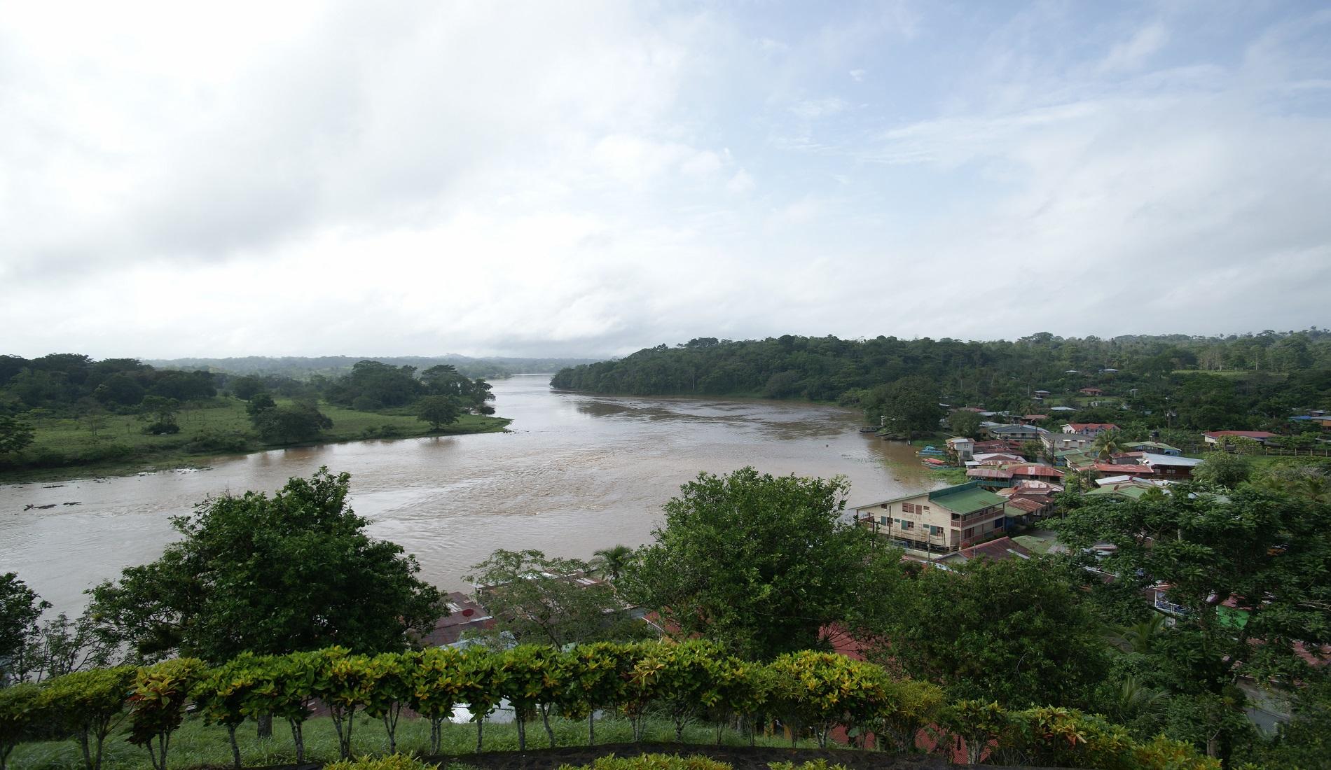 Uitzicht bij el Castillo