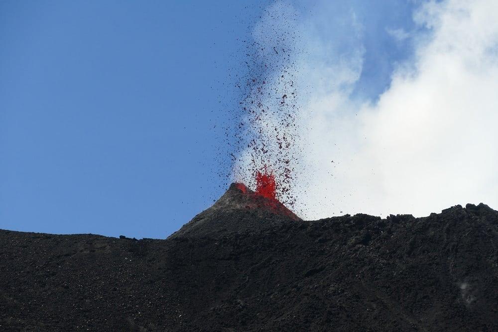 Vulkaan Pacaya