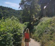 Wandelen bij kasteel Eltz