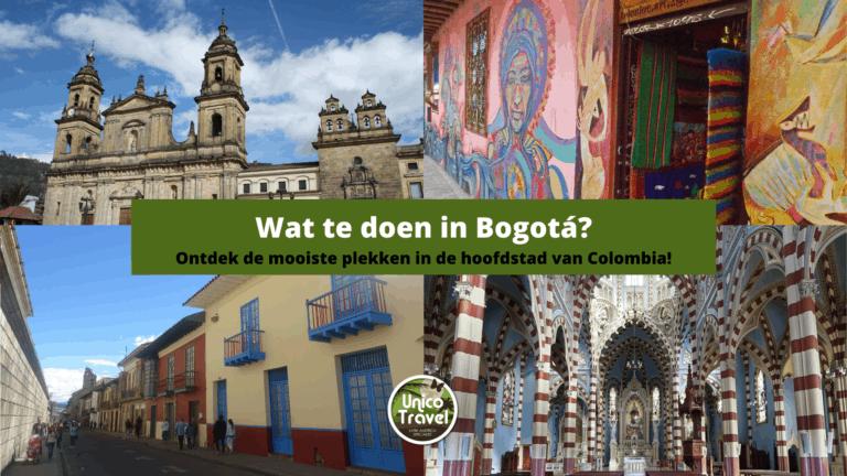 Wat te doen in Bogotá