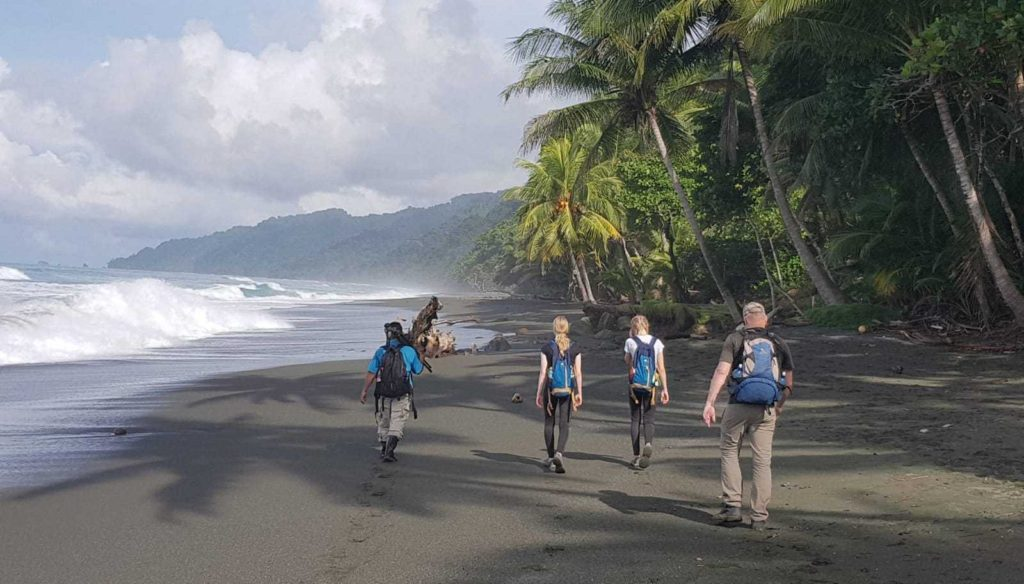 actieve reis nationaal park corcovado hike