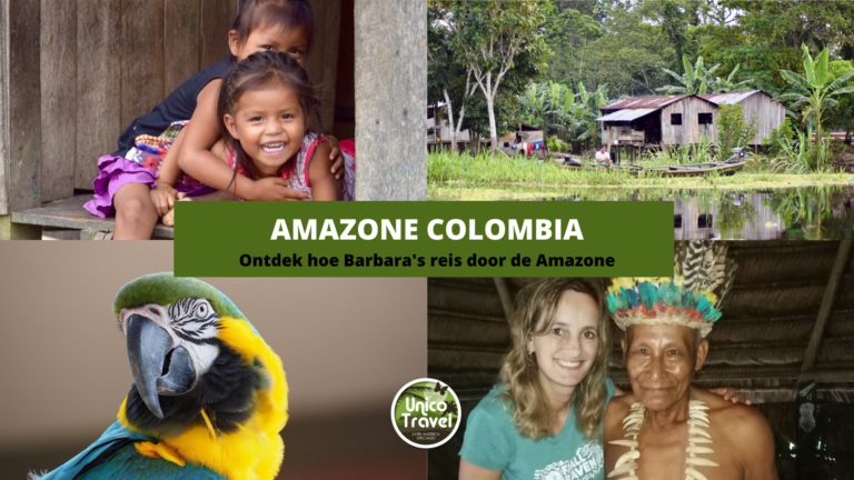 amazone colombia