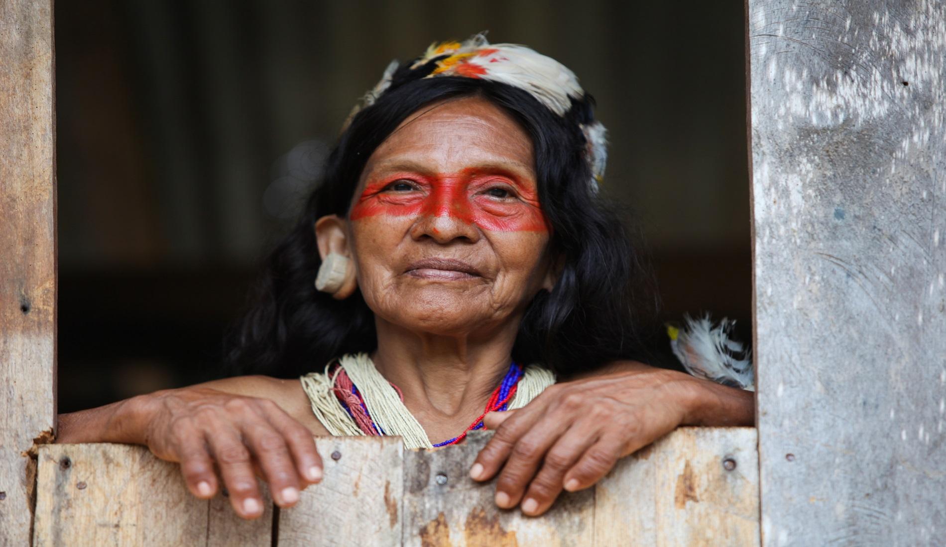 amazone cultuur ecuador