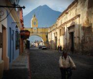 Antigua Arco de Santa Catalina