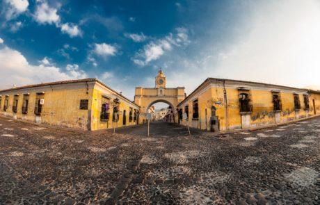 Antigua Guatemala en Belize rondreis
