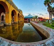 Antigua Guatemala en Belize