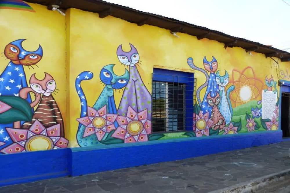 ataco muurschildering