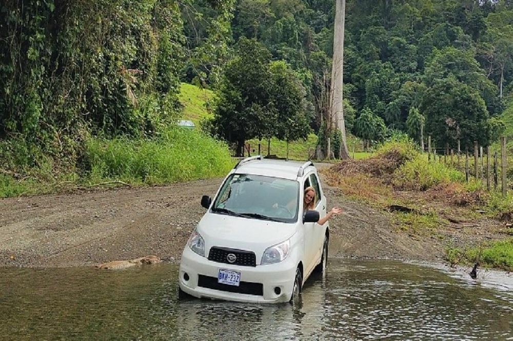 autorijden in Costa Rica Barbara
