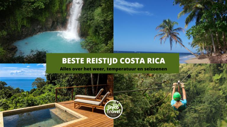 beste reistijd costa rica blog