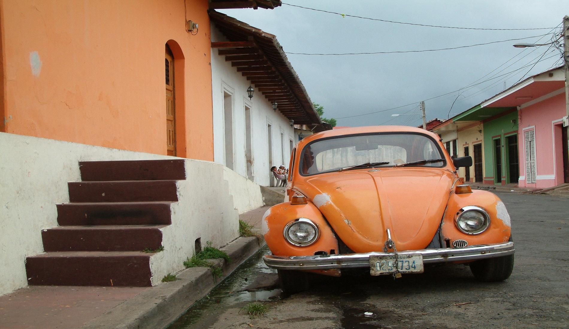 bezienswaardigheden granada nicaragua
