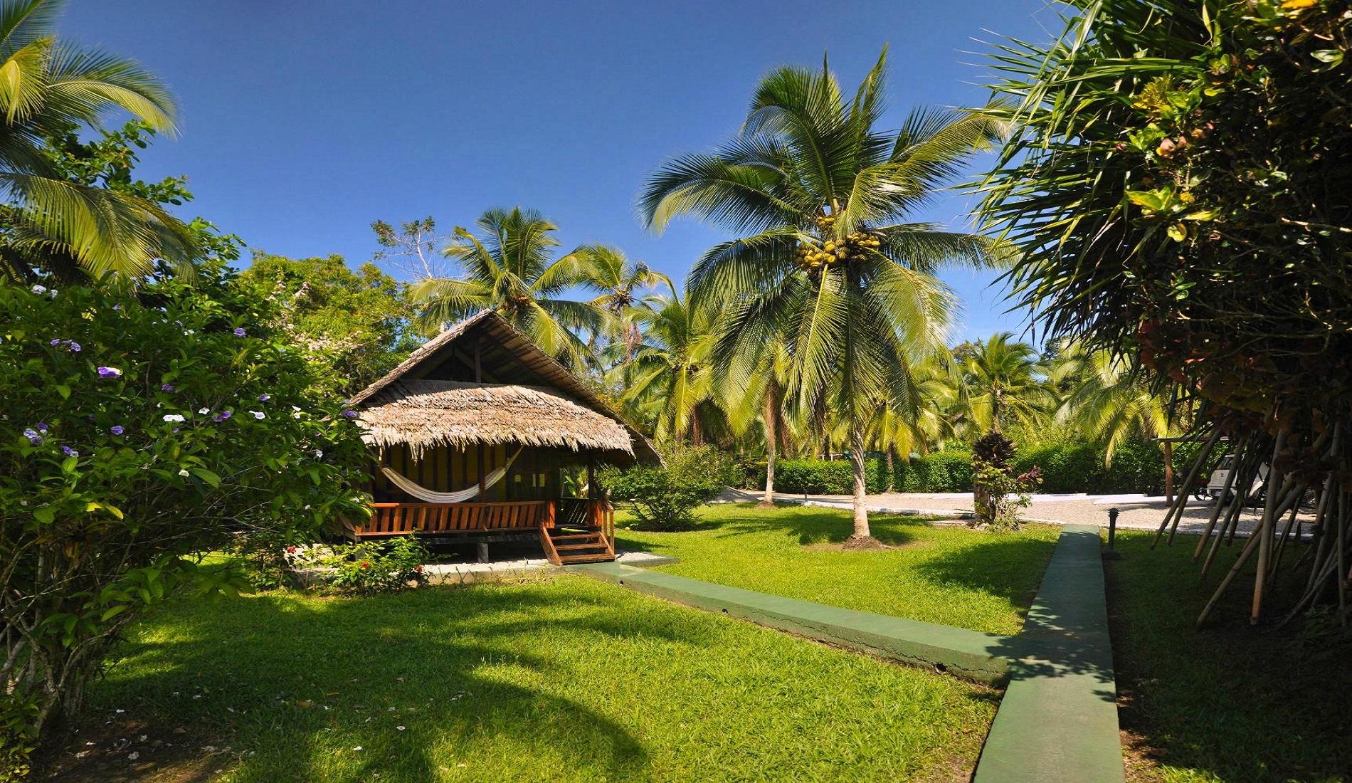 bungalow caribische kust september costa rica