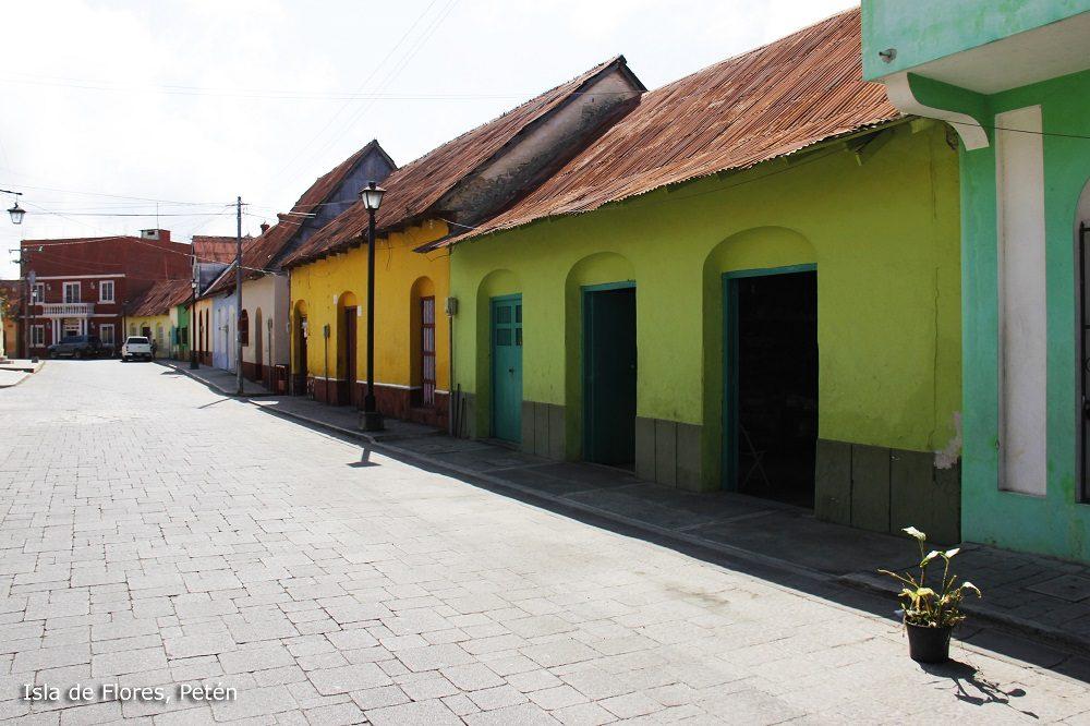 Authentiek Guatemala Flores street