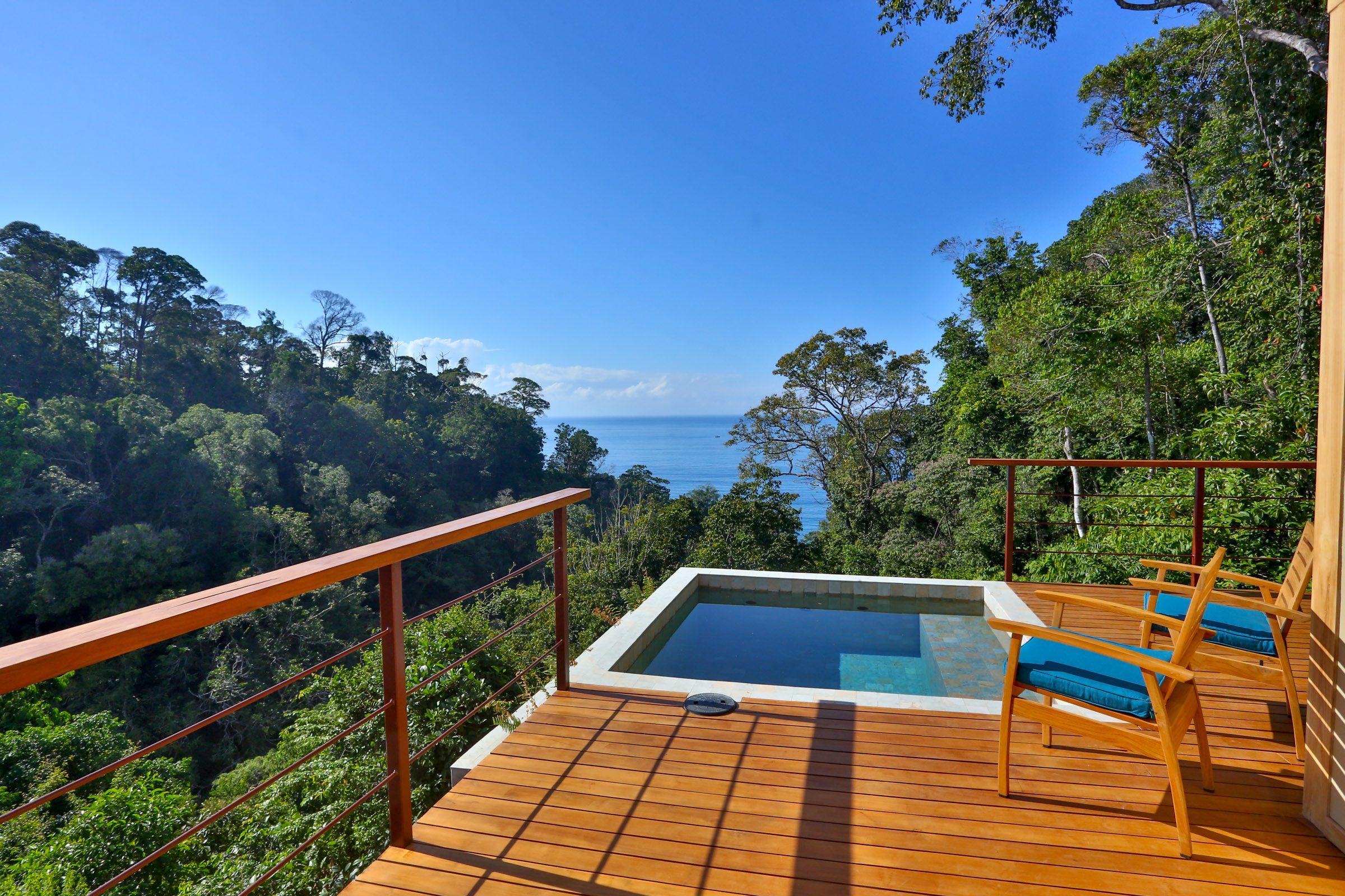 Beste reistijd Costa Rica villa