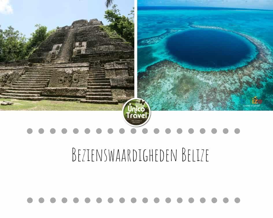 Bezienswaardigheden Belize
