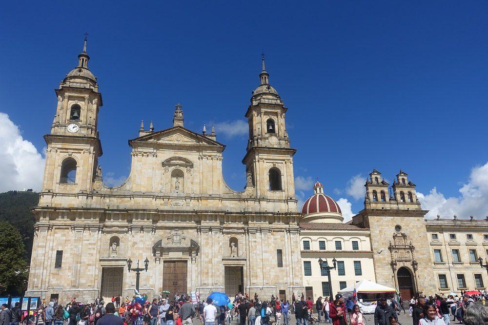 Reiservaring Bogota
