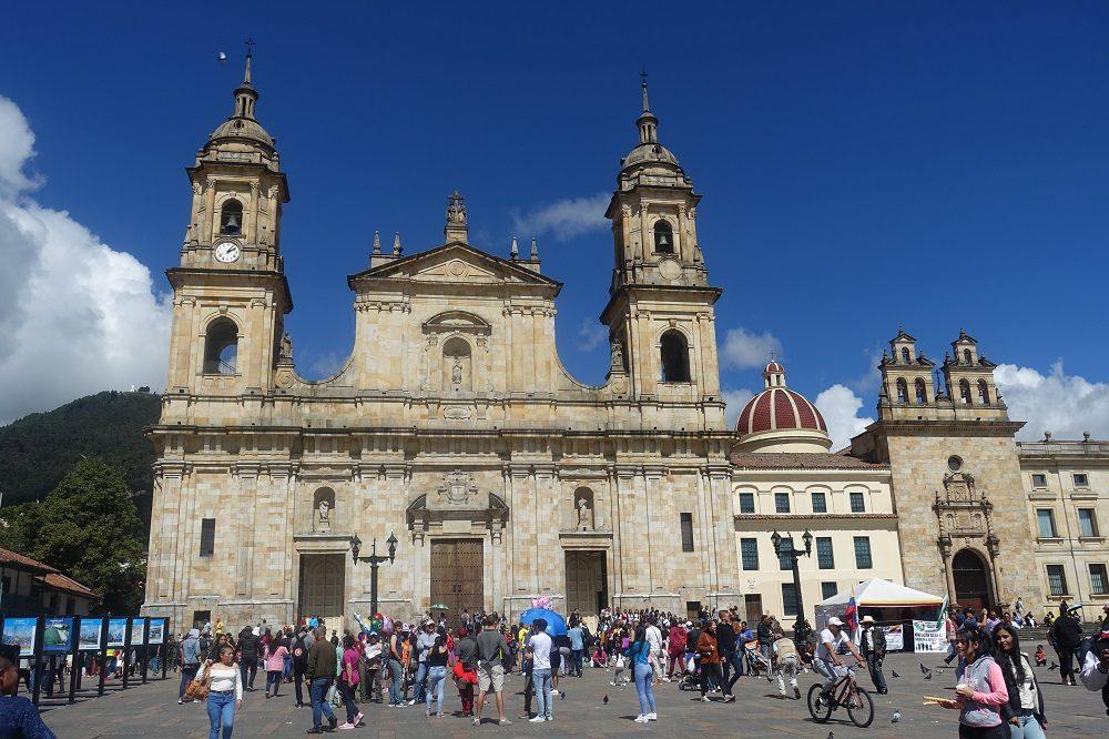 Bogota plein