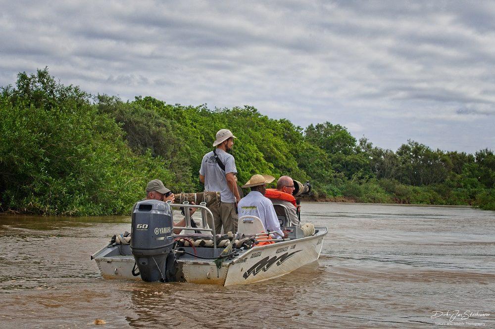 Boottocht Fotoreis Pantanal