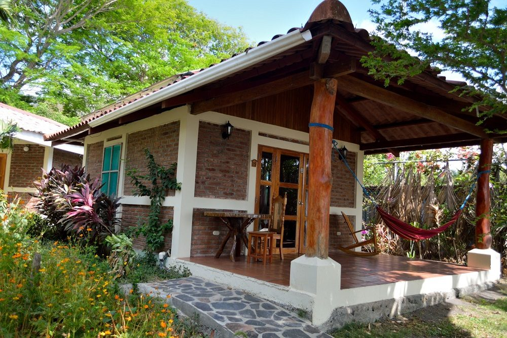 Cabana hotel Isla de Ometepe