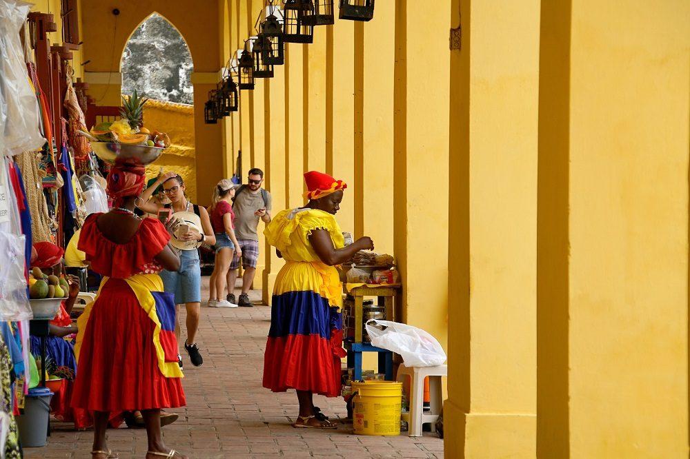 Cartagena omgeving