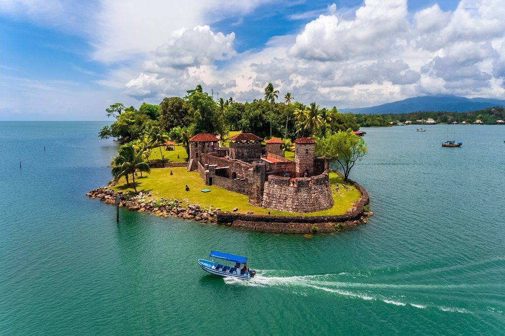 castillo san felipe guatemala reizen