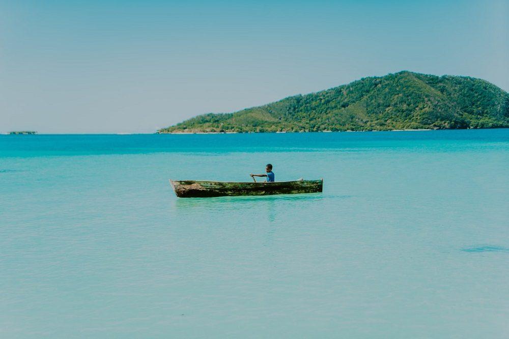 Cayos Cochinos eiland 1