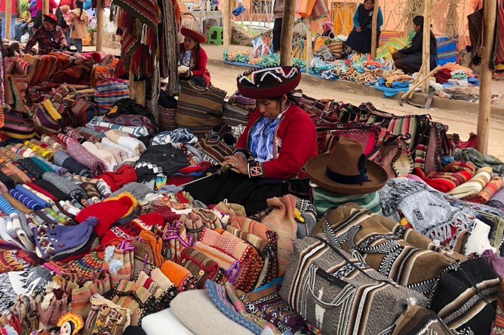 Andes en Amazone Peru Chinchero