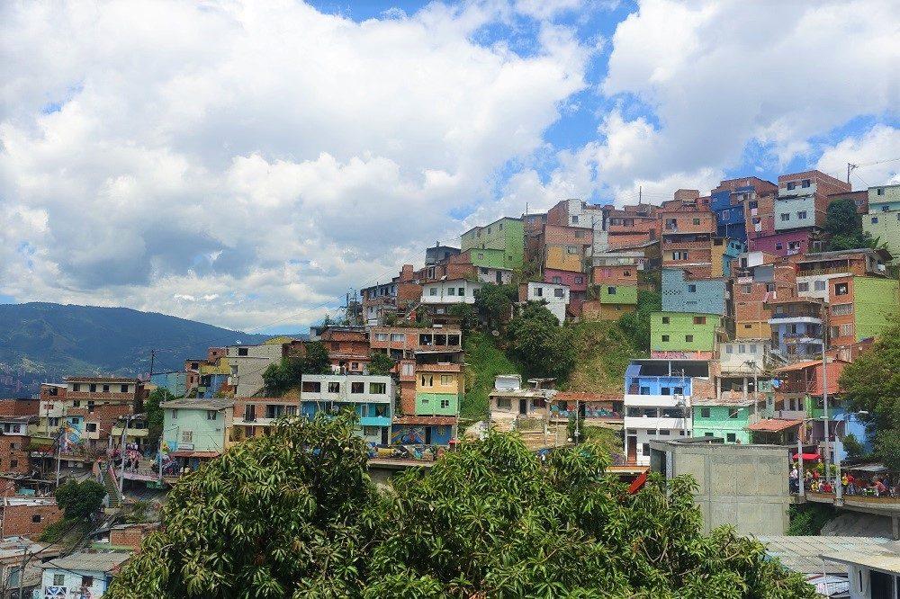 Comuna 13 MedellinComuna 13 Medellin