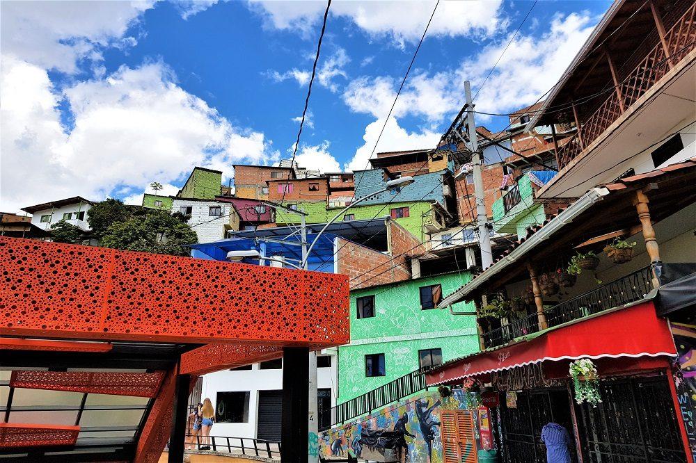 Comuna Medellin 13
