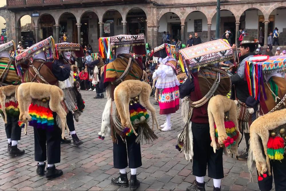 Reisverslag Peru Cusco