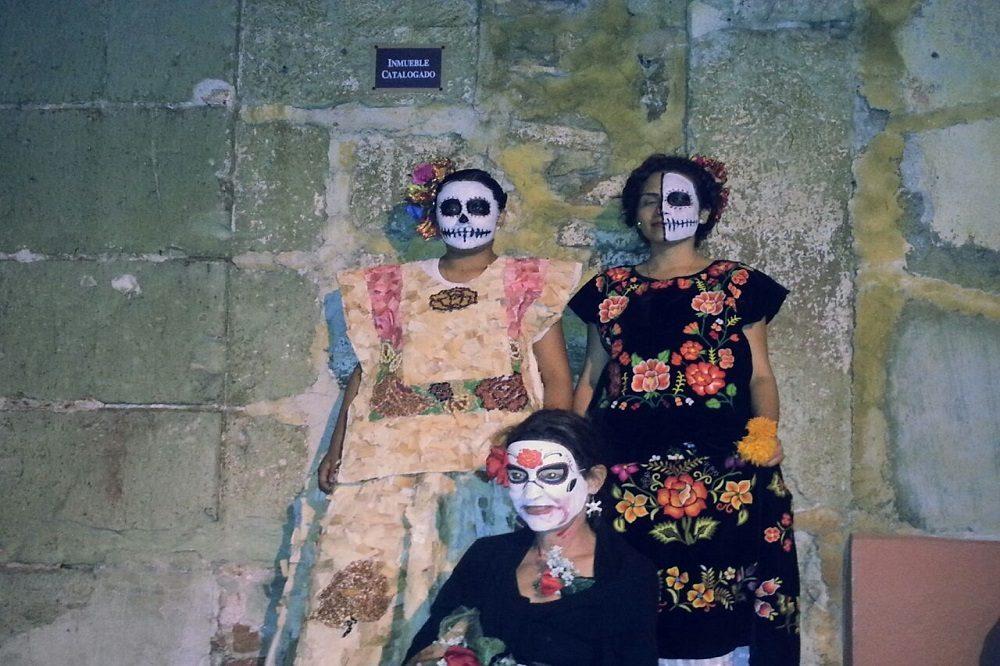 Dia de los Muertos oaxaca