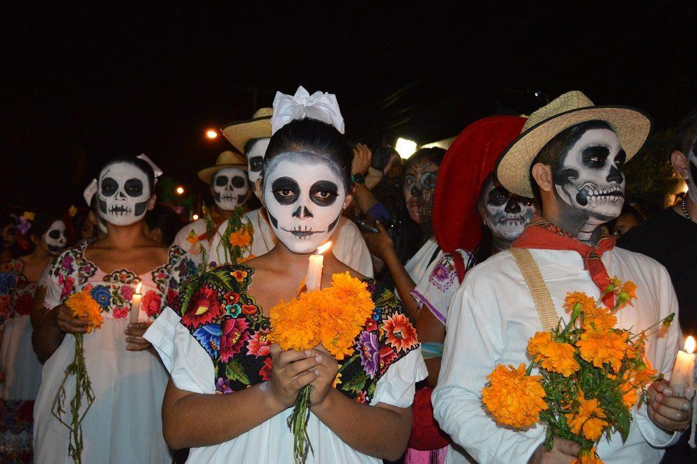 Dia de los Muertos mexico oaxaca