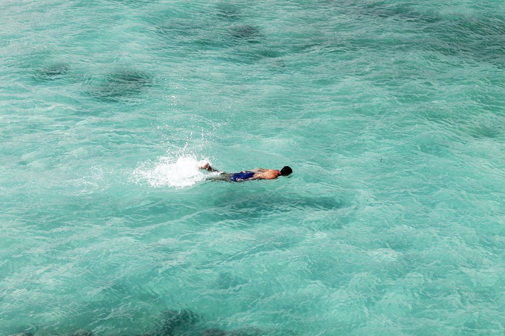 Galapagos snorkelen