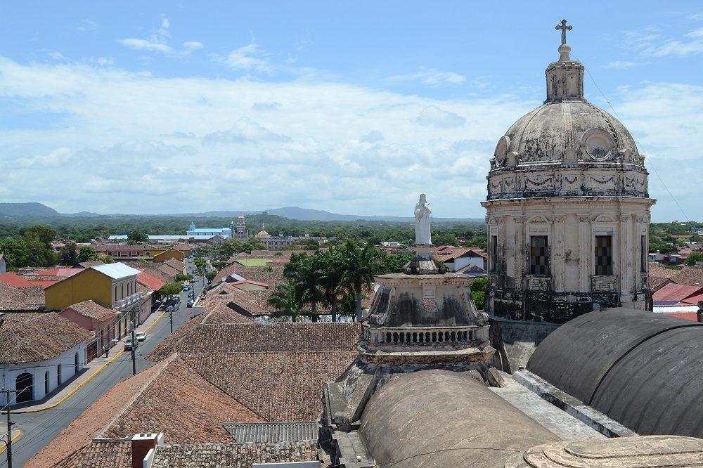 Granada uitzicht
