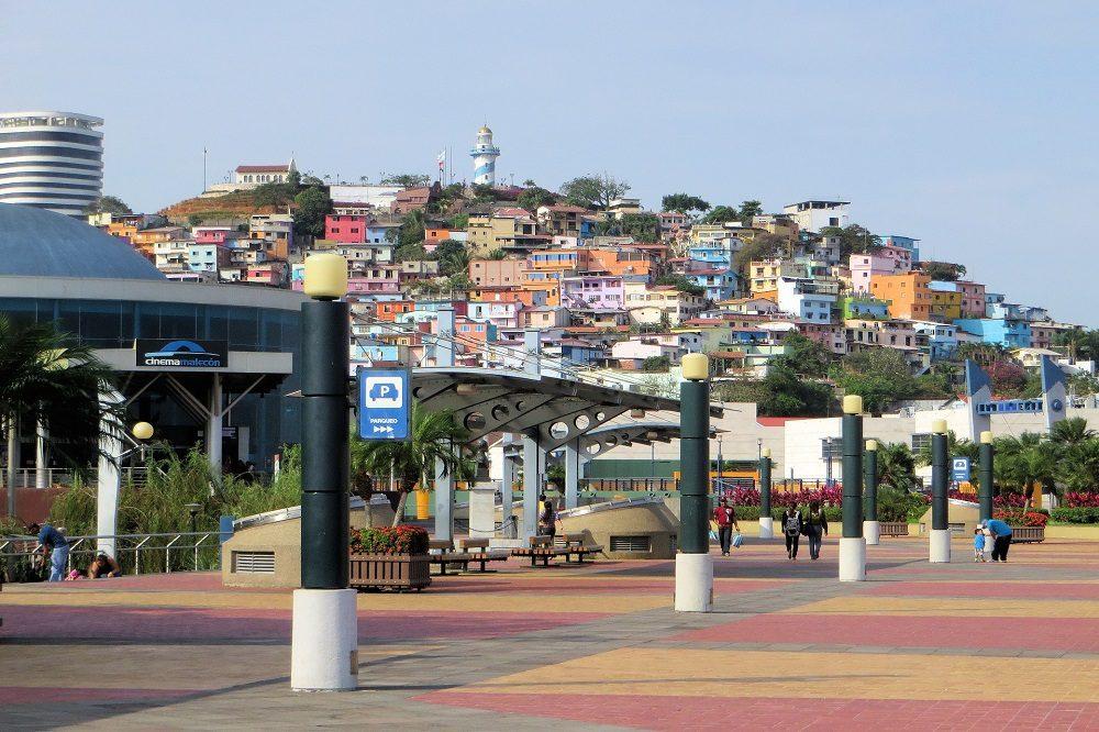 Guayaquil rondreis ecuador