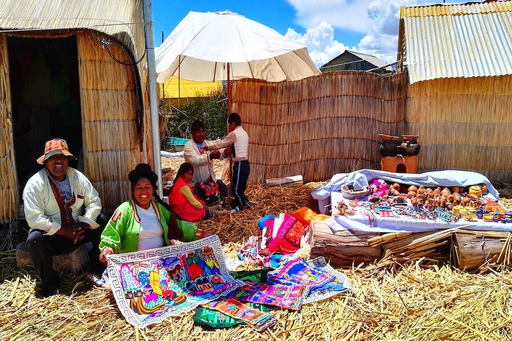 Hoogtepunten reis Titicaca