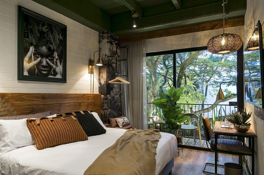 Hotel kamer Medellin