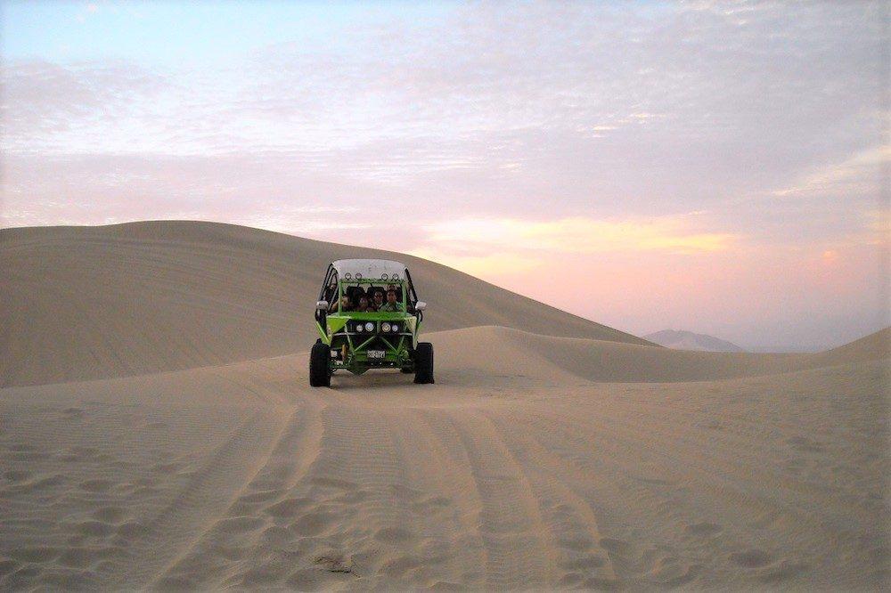 Huacachina buggy tour