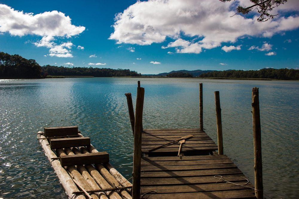 Lagos de Montebello meer