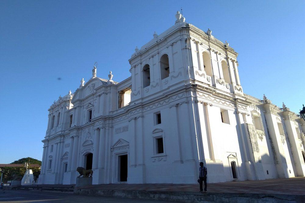 León nicaragua kathedraal