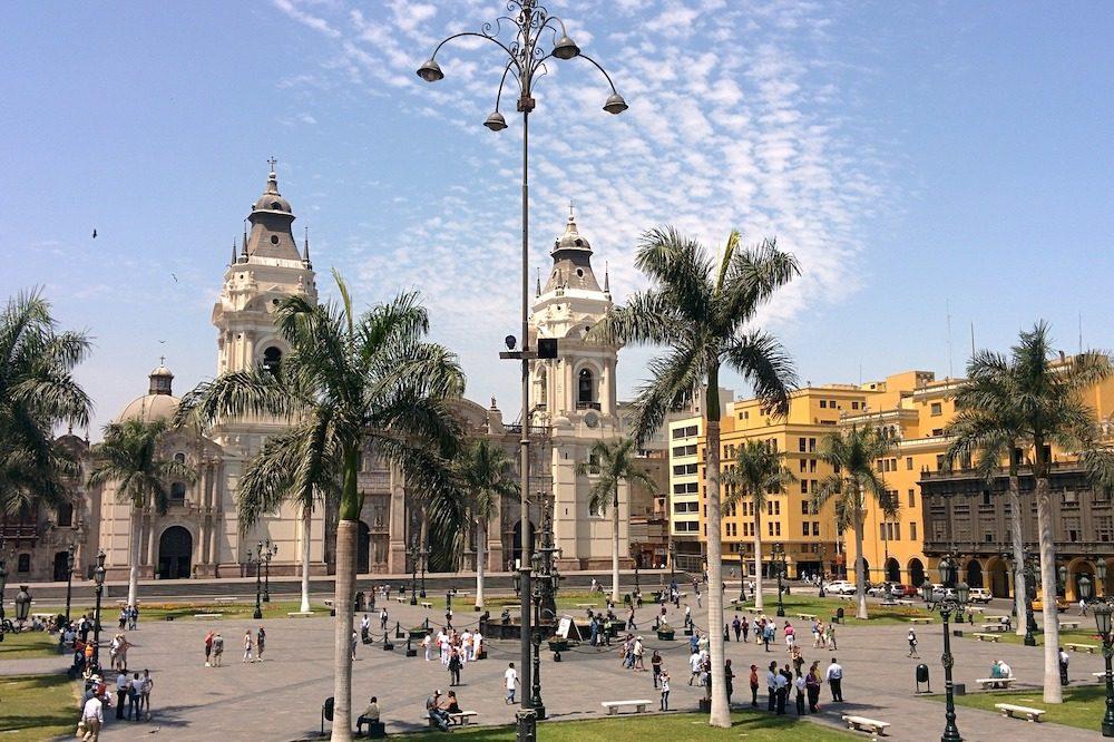 Lima hoogtepunten reis peru