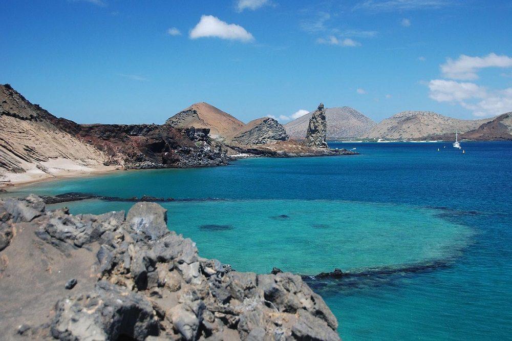 Luxe reis Ecuador Bartolome & Sullivan Bay Galapagos