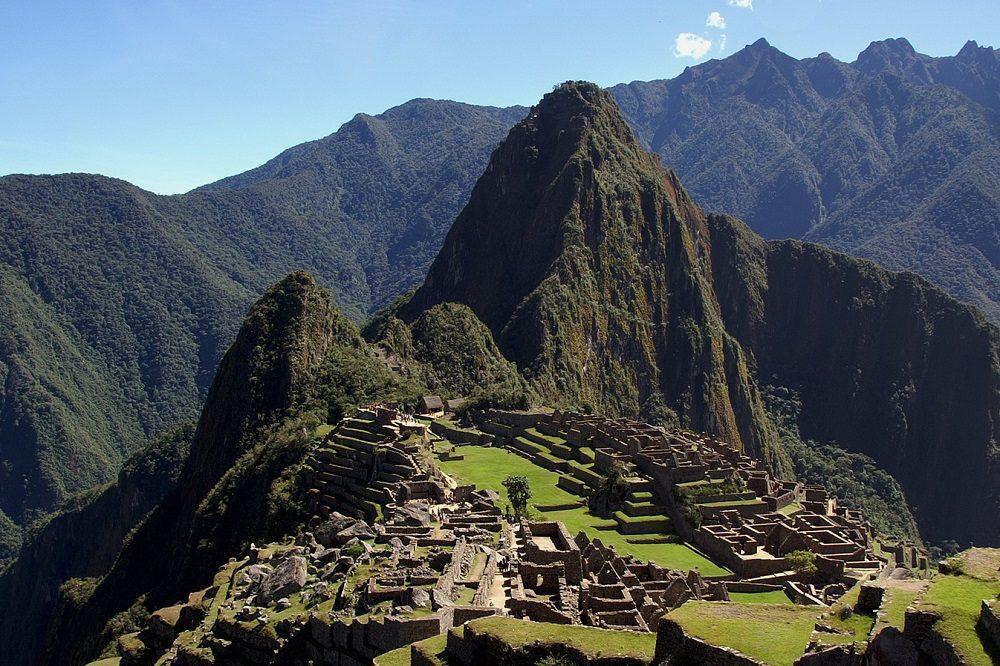 Luxe Reis Peru Machu Picchu